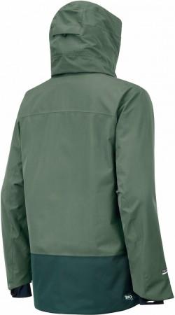 TRACK Jacke 2021 lichen green