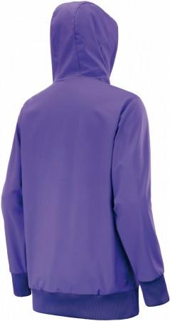 PARKER SOFTSHELL Hoodie 2021 purple