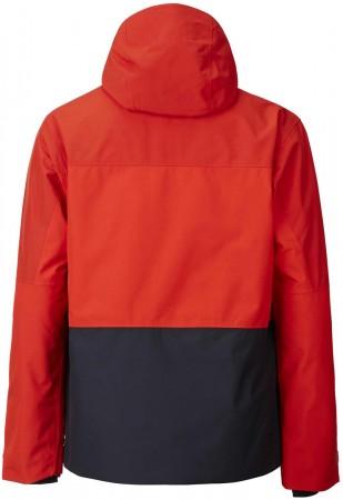 OBJECT Jacke 2022 dark orange/dark blue