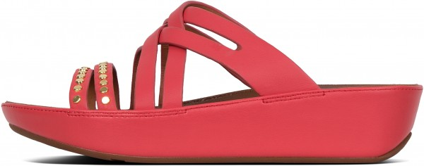 NAIA ROCKSTUD Sandal 2019 passion red