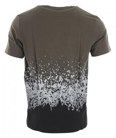 GRADIENT PIXEL T-Shirt 2019 dark brush