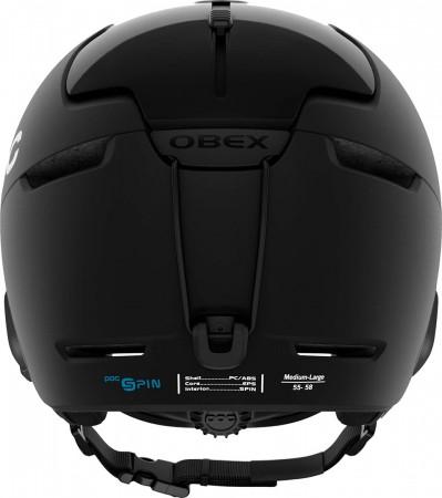 OBEX SPIN COMMUNICATION Helm 2020 uranium black