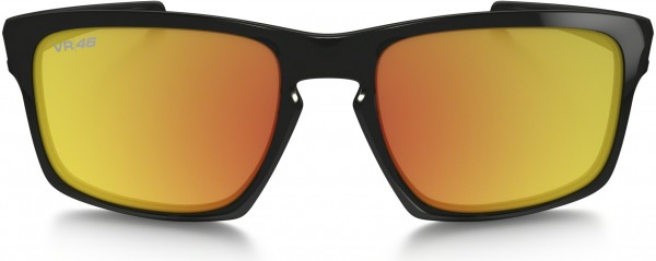 VALENTINO ROSSI SLIVER Sunglasses polished black/fire iridium