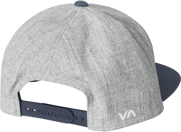 TWILL Snapback Cap 2020 grey blue