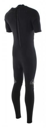SYNCRO 2/2 BACKZIP SS Full Suit 2018 black/black/jet black