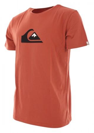 X WH1 COMP LOGO T-Shirt 2020 redwood
