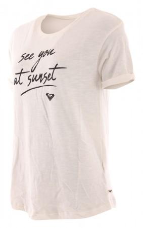 FOLLOW ME TO THE BEACH T-Shirt 2021 snow white