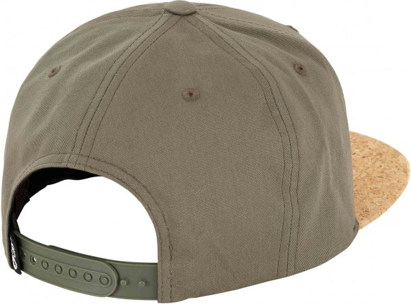 NARROW Cap 2020 dark army green