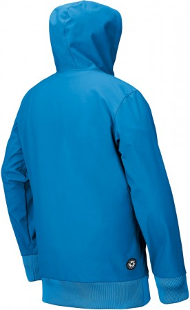 PARKER Softshell Hoodie 2020 blue