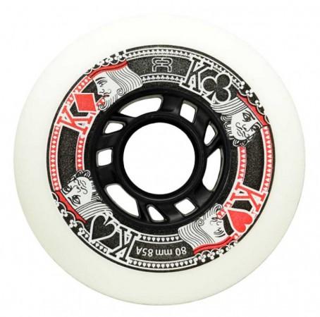 STREET KINGS 4er Pack Rollenset white