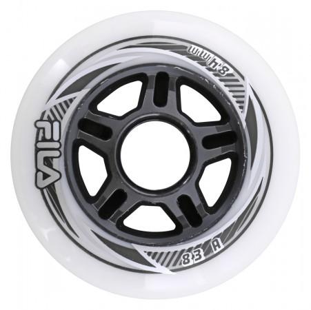 WHEELS 84mm 8er Pack Rollenset 2021 white