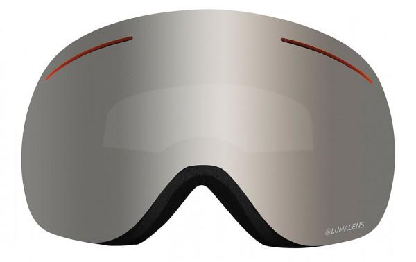 X1 Goggle 2020 designer/lumalens silver + lumalens flash blue