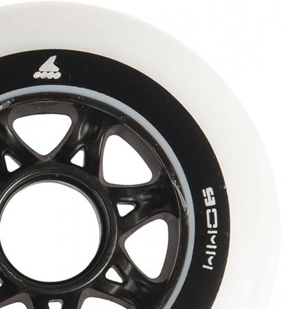 SUPREME 90mm/85a 8er Pack Rollenset 2021 white