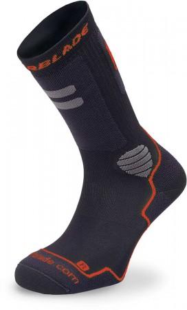HIGH PERFORMANCE Socken 2021 black/red