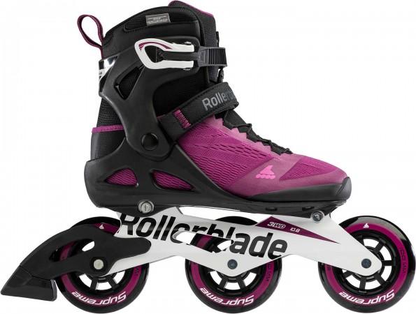 MACROBLADE 100 3WD W Inline Skate 2021 violet/black