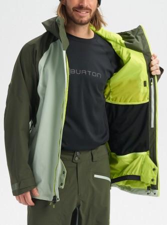 AK GORE CYCLIC Jacket 2020 aqua grey/forest night