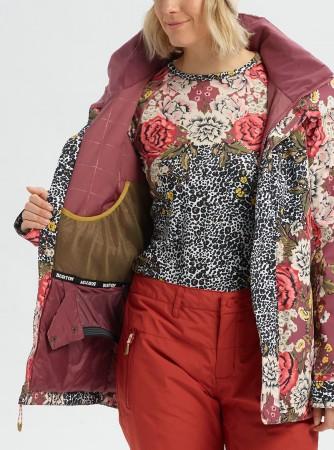 JET SET Jacket 2020 cheetah floral