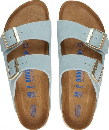 ARIZONA SOFT SLIM Sandale 2021 light blue