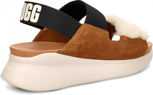 SILVERLAKE Sandale 2020 chestnut/natural