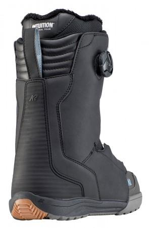BOUNDARY Boot 2020 black