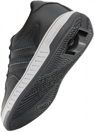 BEPPI 2182721 Schuh mit Rollen black/black