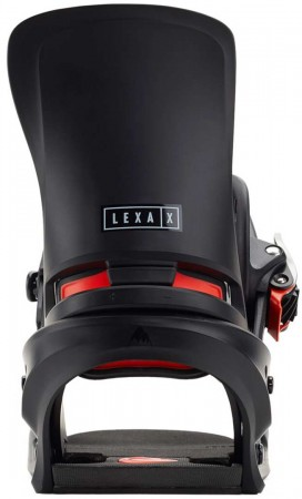 LEXA X Bindung 2022 black