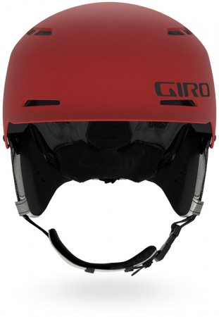 TRIG MIPS Helm 2019 matte dark red