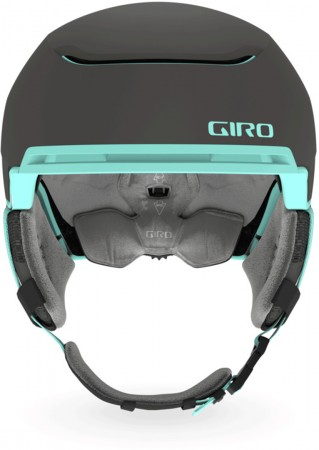 TERRA MIPS Helm 2021 metallic coal/cool breeze