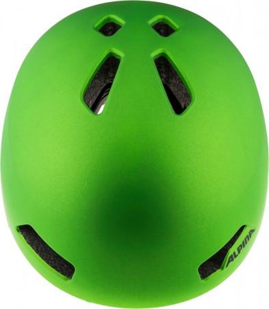 HACKNEY Helm 2021 green frog