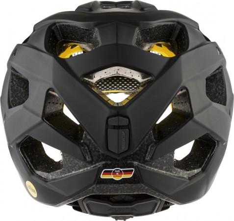 PLOSE MIPS Helm 2021 black matt