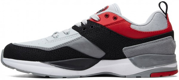 E.TRIBEKA Shoe 2019 black/athletic red/battleship