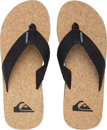 MOLOKAI ABYSS NATURAL Sandale 2021 black/brown/brown