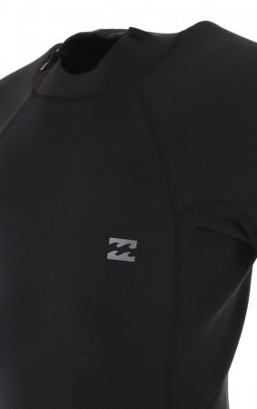 FURNACE COMP 4/3 BACK ZIP Full Suit 2019 black