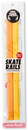SKATE RAILS Stomppad 2022 orange juice