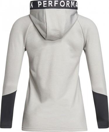 WOMEN RIDER Zip Hoodie 2022 med grey melange