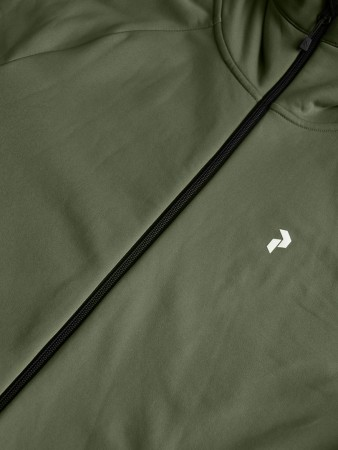 RIDER Zip Hoodie 2022 thrill green