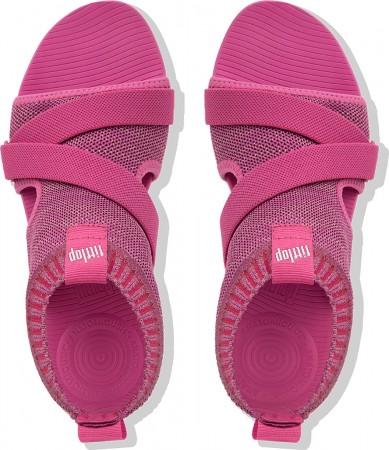 UBERKNIT BACK-STRAP Sandale 2018 fuchsia/dusky pink