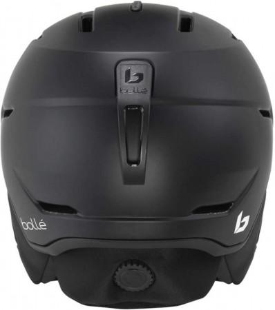 MOTIVE Helm 2021 black white matte
