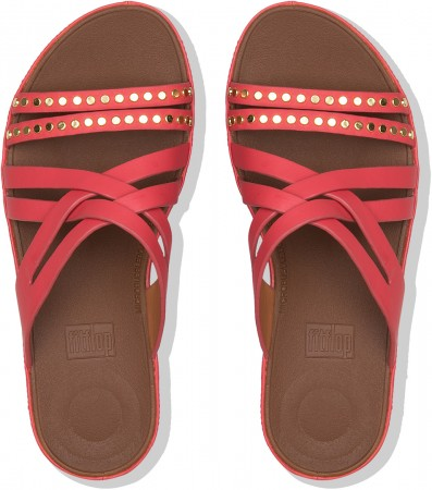NAIA ROCKSTUD Sandale 2019 passion red