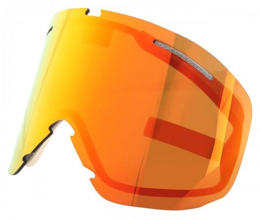 O FRAME 2.0 PRO XM Ersatzglas 2020 fire iridium