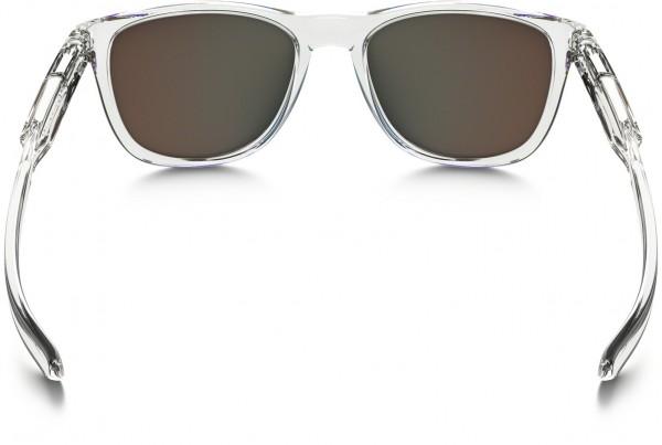 TRILLBE X Sonnenbrille polished clear/sapphire iridium polarized