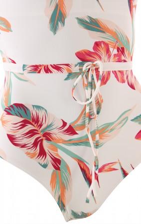 LAHAINA BAY Badeanzug 2020 bright white tropic call