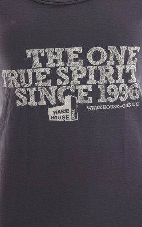 THE TRUE SPIRIT T-Shirt damson