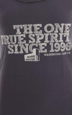 THE TRUE SPIRIT T-Shirt damson