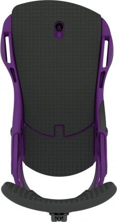 CUSTOM HOUSE FORCE Bindung 2021 purple