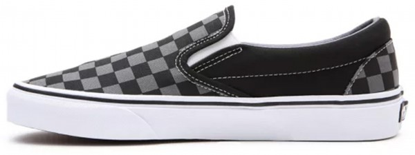 CLASSIC SLIP-ON Schuh 2021 checkerboard black/pewter