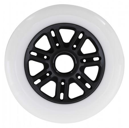 WHEELS 125mm/84a 6er Pack Rollenset 2021 white