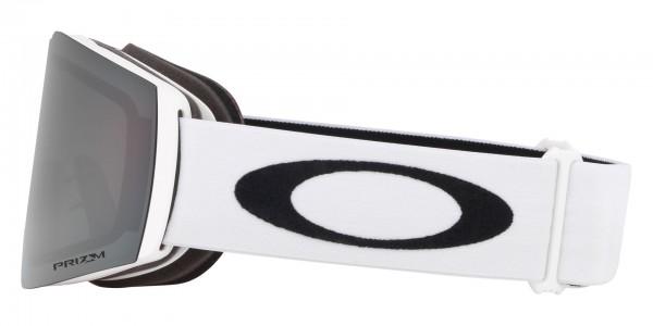 FALL LINE XL Schneebrille 2020 matte white/prizm hi pink iridium