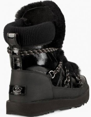 HIGHLAND WATERPROOF Stiefel 2019 black