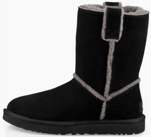 CLASSIC SHORT SPILL SEAM Stiefel  2019 black